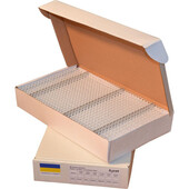 Пружины металлические Agent, 28 мм, белый, 30 шт (1228072)