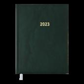 Ежедневник датированный 2022 Buromax BASE (Miradur) А5 L2U зеленый 336 с (BM.2108-04)