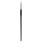 Кисть синтетика, Zibi Ocean 6974, круглая 10, длинная ручка, ART Line (ZB.6974SRD-10)