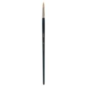 Кисть синтетика, Zibi Ocean 6974, круглая 6, длинная ручка, ART Line (ZB.6974SRD-6)