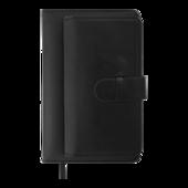 Ежедневник датированный 2022 Buromax EPOS А6 черный 336 с (BM.2531-01)