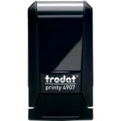 Оснаска для штампа Trodat Printy 4907 черная(4907)