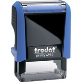 Оснастка для штампа Trodat Printy 4910 синяя (4910 синя)