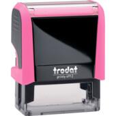 Оснаска для штампа Trodat Neon 4912 розовая (4912 NEON рож)