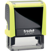 Оснаска для штампа Trodat Neon 4912 желтая (4912 NEON жовта)