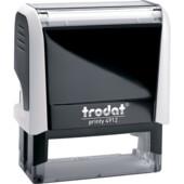 Оснастка для штампа Trodat Printy 4912 белая (4912 біла)