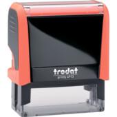 Оснаска для штампа Trodat Neon 4913 оранжевая (4913 NEON помар)