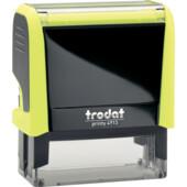 Оснаска для штампа Trodat Neon 4913 желтая (4913 NEON жов)