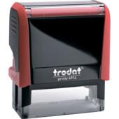 Оснастка для штампа Trodat Printy 4914 красная (4914 черв)