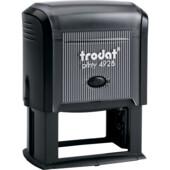 Оснастка для штампа Trodat Printy 4928 черная (4928)