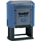 Оснастка для штампа Trodat Printy 4929 синяя (4929 синя)