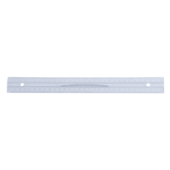 Линейка пластиковая Arnika 30 см с ручкой-держателем (502)