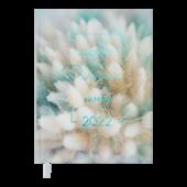 Ежедневник датированный 2022 Buromax MAGIC А5 бирюзовый 336 с (BM.2159-06)