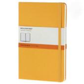 Блокнот CLASSIC твердая обложка, Large, линия, 240 стр, orange yellow (1QP060M2)