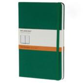 Блокнот CLASSIC твердая обложка, Large, линия, 240 стр, oxide green (1QP060K1)