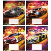 Тетрадь Мрії Збуваються Racing B5 клетка 12 л (ТА5.1211.3180к)