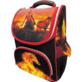 Рюкзак шкільний каркасний Josef Otten Козак 34x26x14.5 см (1516-JO)