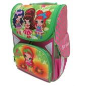 Рюкзак шкільний каркасний Josef Otten Little Girls 34x26x14.5 см (1711-JO)