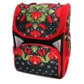 Рюкзак шкільний каркасний Josef Otten Квіти 34x26x14.5 см (1715-JO)