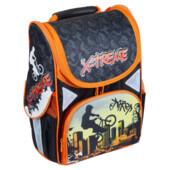 Рюкзак шкільний каркасний Josef Otten Винищувач 34x26x14.5 см (1822AB)