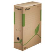 Архивный короб Esselte Eco А4 100мм коричневый (623917)
