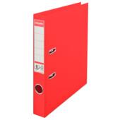 Папка-регистратор Esselte No.1 Power VIVIDA А4 50мм красная (624072)