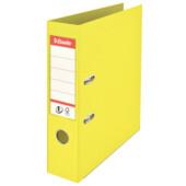 Папка-регистратор Esselte No.1 Power Colour′ice А4 75мм желтый (626502)