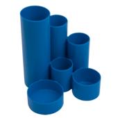 Подставка пластиковая Арника, синий (81003)