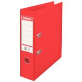 Папка-регистратор Esselte No.1 Power А4 75мм, красная (811330)