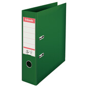 Папка-регистратор Esselte No.1 Power А4 75мм зеленая (811360)