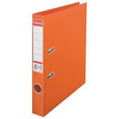 Папка-регистратор Esselte No.1 Power А4 50мм оранжевая (811440)