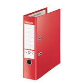 Папка-регистратор Esselte MAXI 80мм красный (81183)