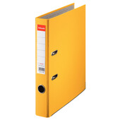 Папка-регистратор Esselte ECO А4 50мм желтый (81191)