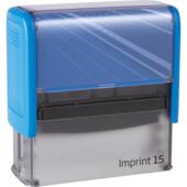 Оснаска для штампа Trodat Inprint 15 синяя (Imprint 15 синя)