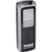 Карманная оснаска для штампа Trodat Pocket Printy 9512 серая (9512 сіра)
