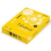 Бумага цветная Niveus интенсив, А4/80, 500л., IG50, горчичный (A4.80.NVI.IG50.500)