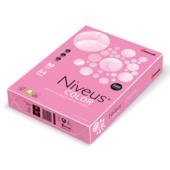 Бумага цветная Niveus неон, А4/80, 500л., NEOPI, розовый (A4.80.NVN.NEOPI.500)