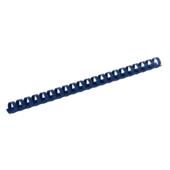 Пружины пластиковые Buromax, 12 мм, синий, 100 шт (BM.0503-02)