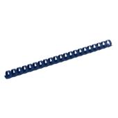 Пружины пластиковые Buromax, 28 мм, синий, 50 шт (BM.0509-02)