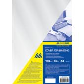 Обложки пластиковые Buromax, прозрачные, А4, 150 мкн, 50 шт (BM.0540-00)