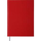 Ежедневник недатированный Buromax Strong, А5, 288 стр., красный (BM.2022-05)