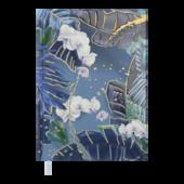 Ежедневник датированный 2022 Buromax FANCY А5 фиолетовый 336 с (BM.2169-07)