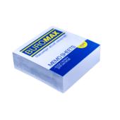 Блок белой бумаги для заметок Buromax JOBMAX 90х90х30мм, не склеенный (BM.2209)