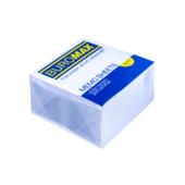 Блок белой бумаги для заметок Buromax 90х90х50мм, склеенный (BM.2214)