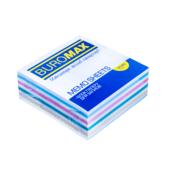 Блок бумаги Buromax ЗЕБРА 80х80х30мм, не склеенный (BM.2253)