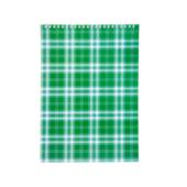 Блокнот на пружине сверху Buromax, А4, 48 л, клетка, зеленый (BM.2460-04)