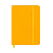 Ежедневник недатированный Buromax Touch Me, А6, 288 стр., желтый (BM.2614-08)