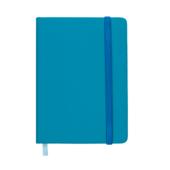 Ежедневник недатированный Buromax Touch Me, А5, 288 стр., голубой (BM.2614-14)