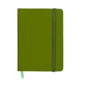 Ежедневник недатированный Buromax Touch Me, А6, 288 стр., салатовый (BM.2614-15)