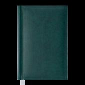 Ежедневник недатированный Buromax Base(Miradur) A6 из бумвинила на 288 страниц Зеленый (BM.2604-04)